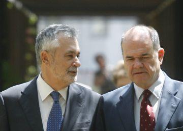 El escrito del fiscal por el que pide cárcel para Griñan y cuatro exconsejeros andaluces