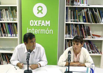España gasta más en frenar a los inmigrantes que en ayudarlos