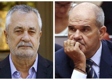 El PP, Ciudadanos, IU y Podemos aprovechan la petición de la fiscalía para atacar a Díaz