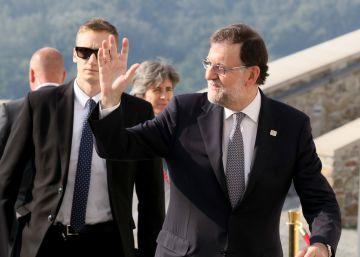 """Mariano Rajoy: """"No tengo ninguna autoridad sobre Rita Barberá"""""""
