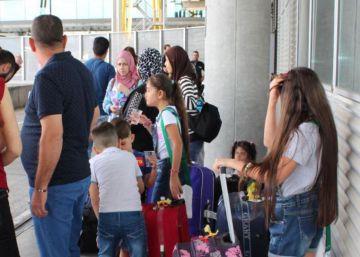 Veinte refugiados llegan a España desde Grecia, 500 en lo que va de año