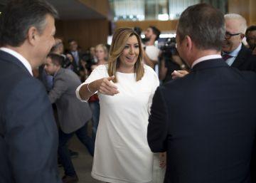 Los críticos vetarán cualquier pacto de Sánchez con los independentistas