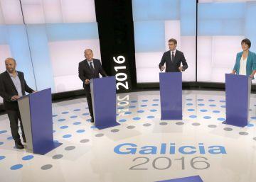 Feijóo huye de los debates electorales tras el trance en TVG