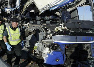 Una fallecida y siete heridos graves en un accidente de tráfico en Soria