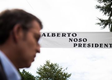 """Rajoy da por hecha en Galicia """"mucho más"""" que la mayoría absoluta"""