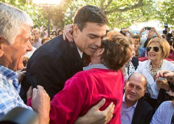 Directo | Pedro Sánchez participa en un mitin en Barakaldo