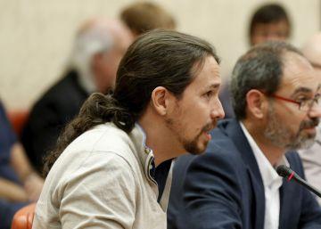 Iglesias recupera su discurso más duro y rechaza no dar miedo a los adversarios
