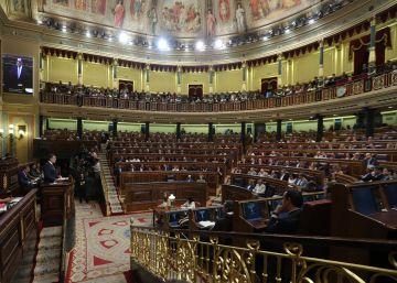 El PP vuelve a quedarse solo para evitar las sesiones de control al Gobierno