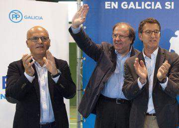Baltar convoca 128 puestos en Ourense a cuatro días de las elecciones