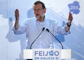 """Rajoy: """"Si hay que ir a elecciones, se va, y el PP ganará"""""""