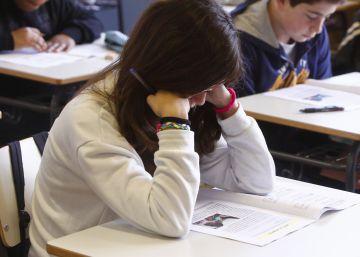 Las familias de la escuela pública llaman a boicotear los deberes en noviembre