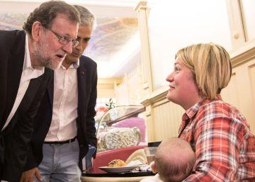 """Rajoy cree que exigir su retirada cuestiona el """"sistema democrático"""""""