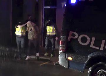 Dos jóvenes detenidos por enaltecimiento del yihadismo en Madrid