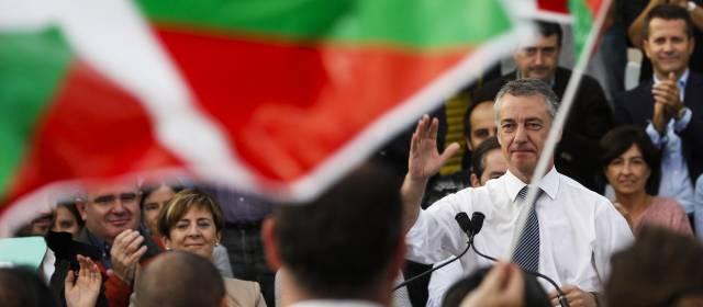 Iñigo Urkullu, candidato por el PNV.