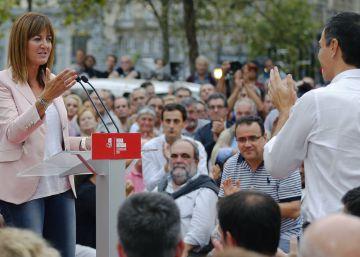 Sánchez, dispuesto a enfrentarse a los críticos en un congreso federal