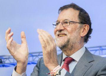 """Rajoy: """"Lo que pretende Sánchez no lo permite ni la razón ni la voluntad"""""""