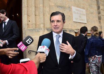 Tensión en el Gobierno balear por la retirada de acusaciones a Matas