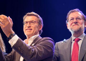 """Rajoy: """"Ahora a reflexionar, a votar y a hacer amigos, que es como se gana"""""""