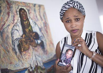 Un viaje desde África para buscar a su hijo