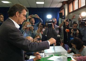 Directo | Feijóo pide a los partidos que se pongan a disposición de Galicia