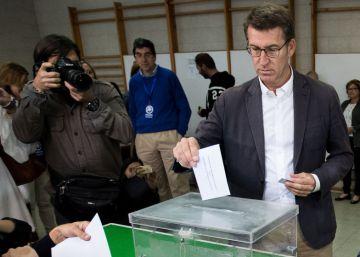 Los resultados de las elecciones gallegas y vascas 2016, en directo