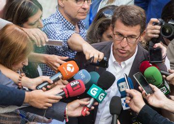 Feijóo reafirma la mayoría absoluta del PP y En Marea logra el 'sorpasso'