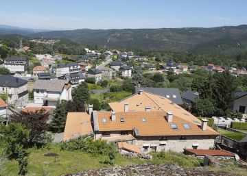 Vista de Avión (Ourense).