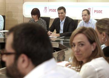 Sánchez cambia su dimisión por un congreso del PSOE