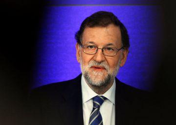 """Rajoy: """"Mi interlocutor en el PSOE es Sánchez. No voy a zascandilear"""""""