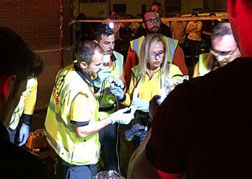Los Ñetas se vengan a tiros de Los Trinitarios en Vallecas