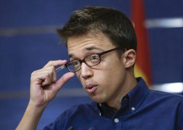 """Errejón pide """"tomar nota de los procesos pasados"""" en la negociación con el PSOE"""