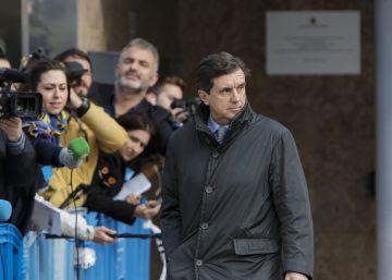 Baleares destituye al director de la Abogacía que no acusó a Matas