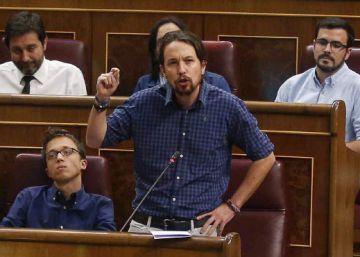 El Congreso se enfrenta al Gobierno en el primer pleno de la legislatura