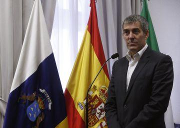El PSOE da por roto su pacto de gobierno con Coalición Canaria