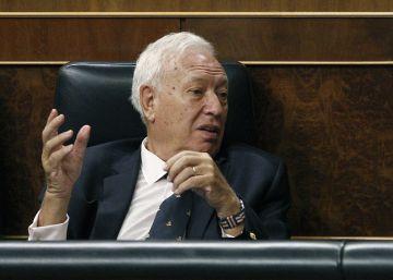 Margallo pide el apoyo da la UE para excluir a Gibraltar de la negociación del Brexit