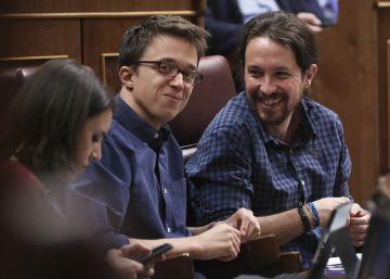 """Iglesias, a los críticos del PSOE: """"Nos necesitamos mutuamente"""""""