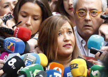 """La presidenta de la Mesa del Comité: """"La única autoridad en el PSOE soy yo"""""""