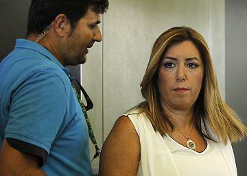 """Susana Díaz se ofrece a """"coser"""" y """"conciliar"""" el partido"""
