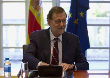 Mariano Rajoy preside la Comisión Delegada para Asuntos Económicos de este jueves.