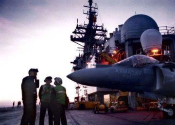 El portaviones Príncipe de Asturias será desguazado en Turquía