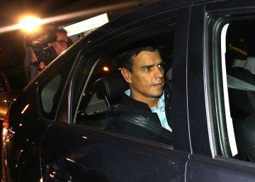 Sánchez lleva el pulso al comité federal