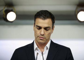 Los dos sectores del PSOE afrontan un comité federal a cara de perro