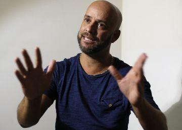 Walfran Campos, hermano del padre de la familia brasileña asesinada en Guadalajara.