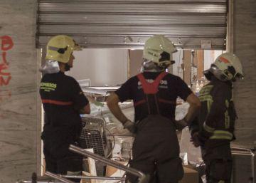 77 heridos por una explosión de gas en la feria de Vélez-Málaga