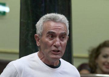 Diego Cañamero pide al ministro de Justicia que indulte a Bódalo