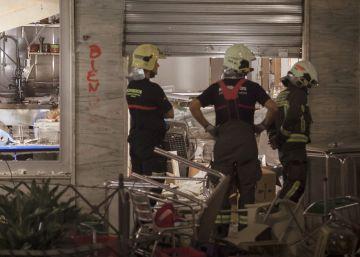 5 heridos por la explosión de gas en Vélez-Málaga siguen hospitalizados