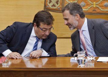 La ronda de consultas del Rey, a expensas del comité federal del PSOE