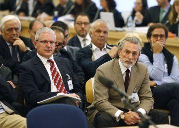 El juicio del 'caso Gürtel' marcará el otoño judicial