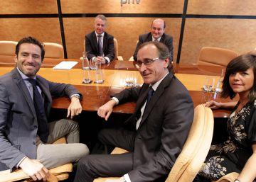 El PP, dispuesto a acuerdos puntuales con el PNV pero desde la oposición