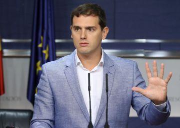 Rivera, dispuesto a modificar su acuerdo con el PP